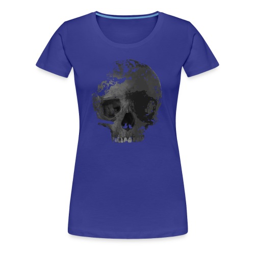 SplashSkull - Damenshirt - Frauen Premium T-Shirt