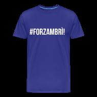 Magliette ~ Maglietta Premium da uomo ~ Forzambrì Twitter