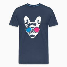 Cool Bulldog - 3D T-shirts