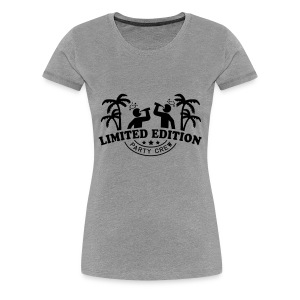 Party Crew - Black - Women's Premium T-Shirt