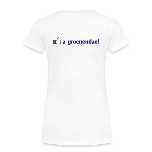 like a Groenendael - T-shirt Premium Femme