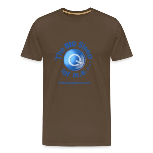 Men's Premium Logo T-Shirt - Men's Premium T-Shirt