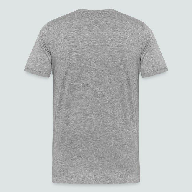 Oval T-Shirt, Herren
