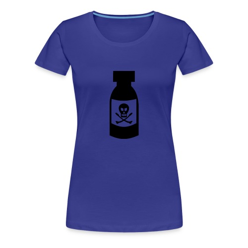 T-Shirt Norris Terrify - Fleischwolf - Frauen Premium T-Shirt