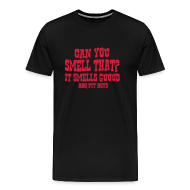 T-Shirts ~ Men's Premium T-Shirt ~ It Smells Guuud