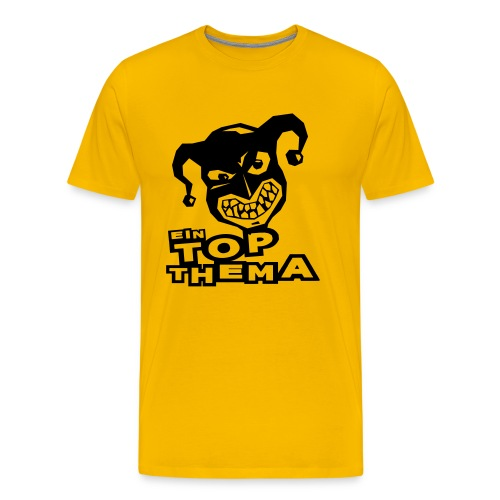 T-Shirt Norris Terrify - Top Thema - Männer Premium T-Shirt