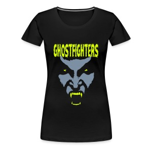 GHOSTFIGHTERS - Vampir - Frauen Premium T-Shirt