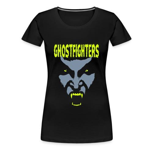GHOSTFIGHTERS - Vampir - Frauen Premium T-Shirt