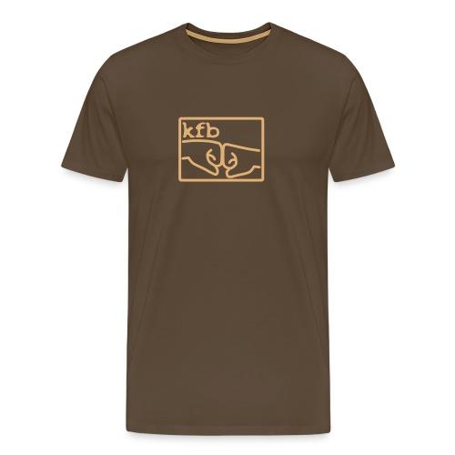 Kinimod Iced - Männer Premium T-Shirt