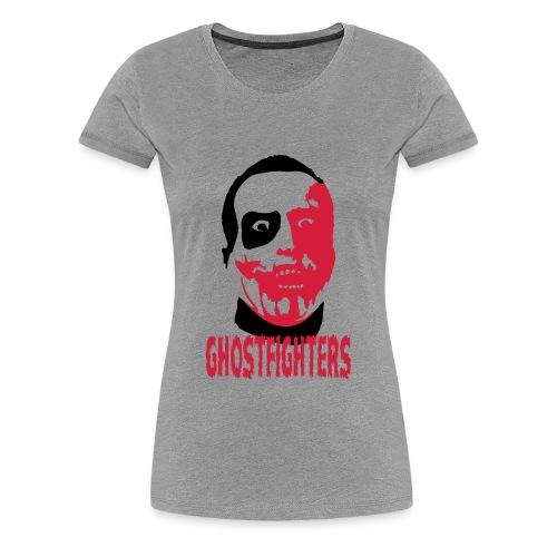 GHOSTFIGHTERS - Zombie - Frauen Premium T-Shirt