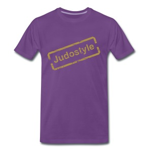 Tee shirt tampon or judostyle homme - T-shirt Premium Homme