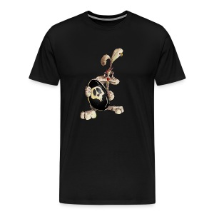 Evil Bunny - Männer Premium T-Shirt