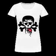 Magliette ~ Maglietta Premium da donna ~ PinkSkull