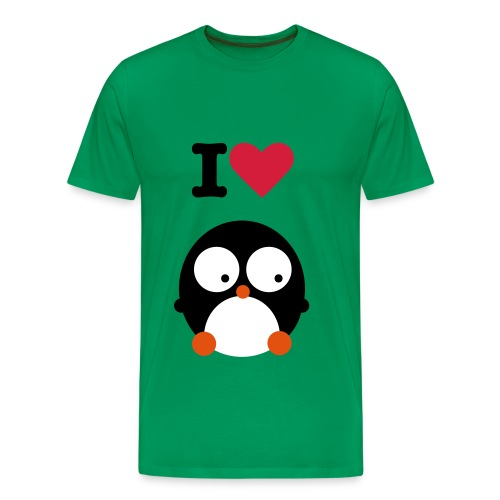 Pingvin - Men's Premium T-Shirt