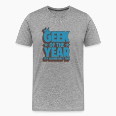 geek_of_the_year_02 T-Shirts