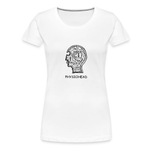 Physiohead - Frauen Premium T-Shirt