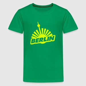 berlin T-Shirts - Teenager Premium T-Shirt