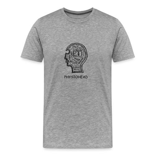 Physiohead - Männer Premium T-Shirt