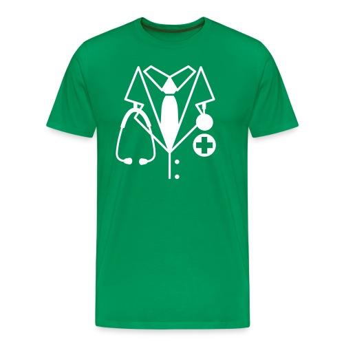 Débardeur super infirmière - T-shirt Premium Homme