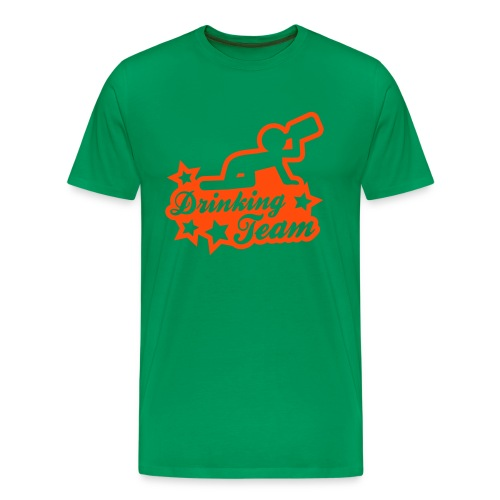 Drinking Team - Männer Premium T-Shirt