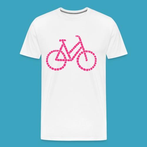 CobbleBike - Männer Premium T-Shirt
