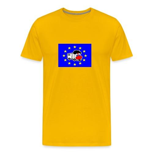 T-shirt Camping-Cariste Européen pour Monsieur - T-shirt Premium Homme