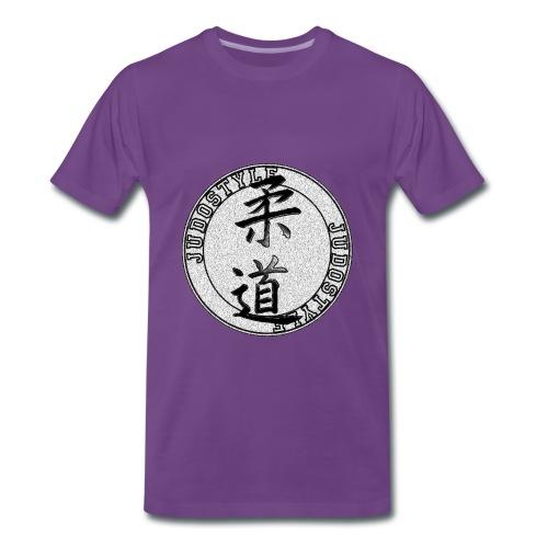 Grand Judostyle judo jap - T-shirt Premium Homme