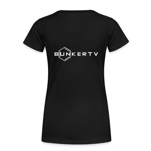 Slim Fit Frauen - Frauen Premium T-Shirt