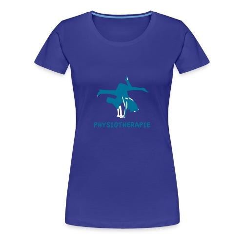 PT/OT Body Move Tee - Frauen Premium T-Shirt