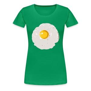 Classic sunny side up - Women's Premium T-Shirt