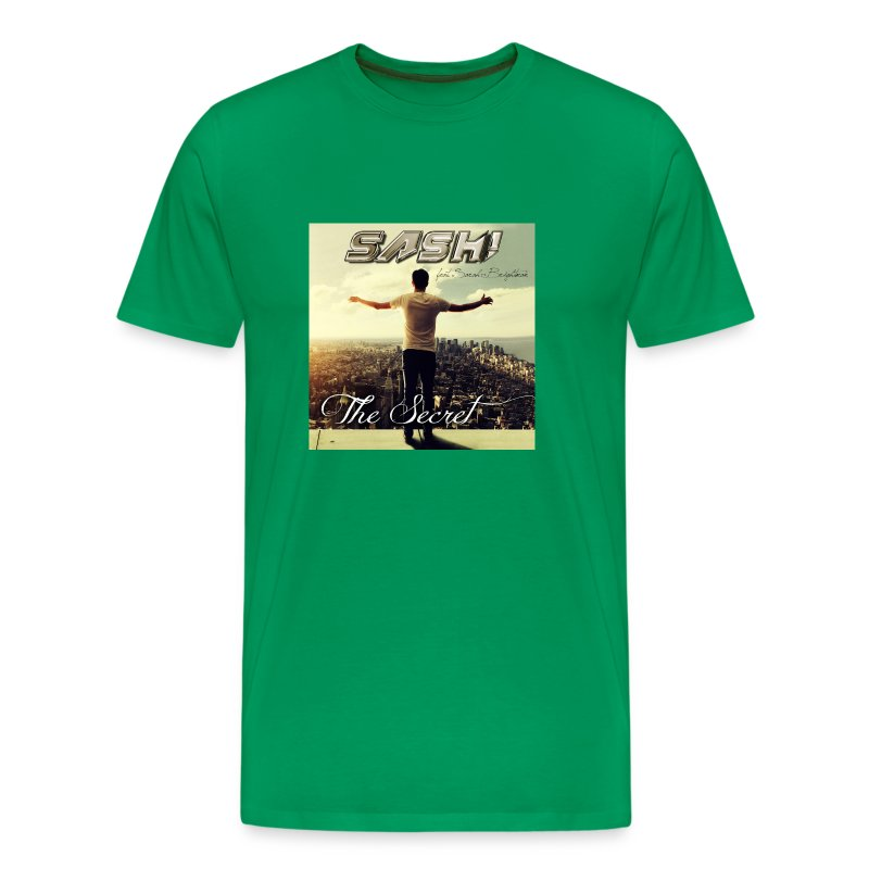SASH! - The Secret - Men's Premium T-Shirt