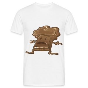 Dead chocolate - T-shirt Homme