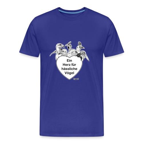 1zwo3 Vögel - Männer Premium T-Shirt