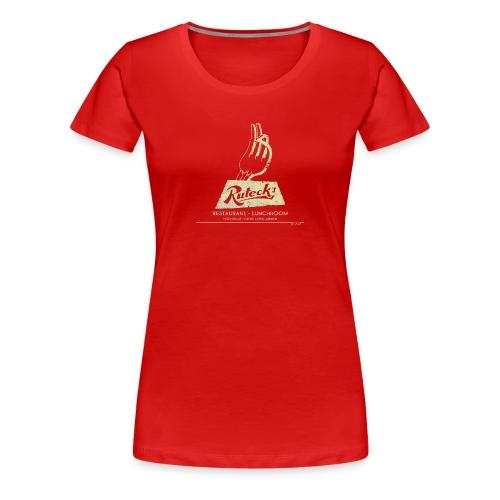 Ruteck's - Vrouwen Premium T-shirt