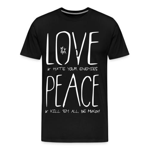 Wishes McKoy - Camiseta premium hombre