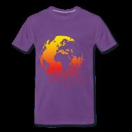 Magliette ~ Maglietta Premium da uomo ~ WordWorld