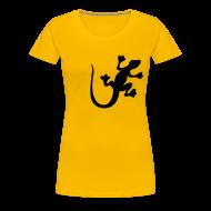 Magliette ~ Maglietta Premium da donna ~ Geko