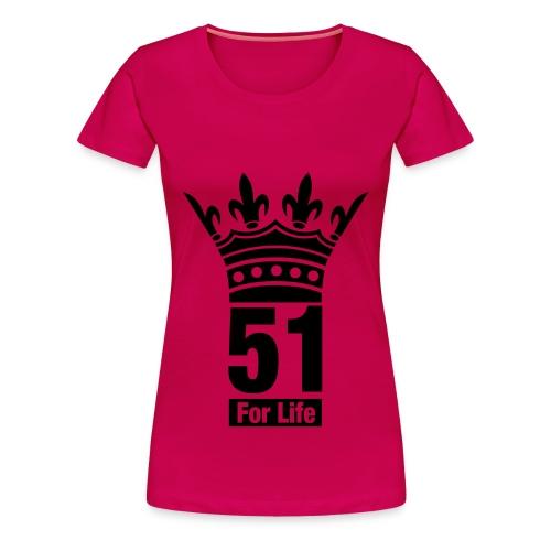 T-Shirt Femme - 51 - T-shirt Premium Femme