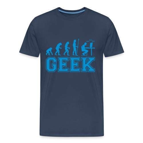 T-Shirt Geek Generation - T-shirt Premium Homme
