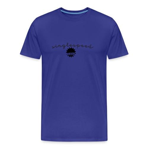 Singlespeed - Men's Premium T-Shirt