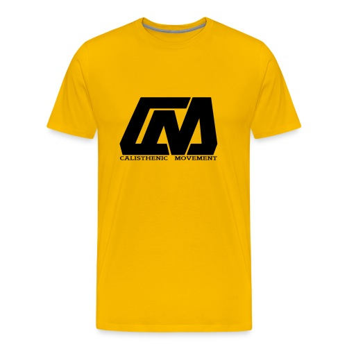 Calisthenic Movement - Männer Premium T-Shirt