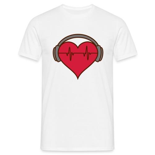 I love Music - Männer T-Shirt