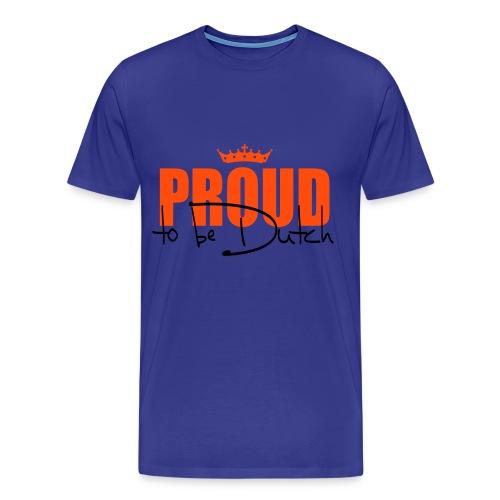 Mannen T-shirt - Mannen Premium T-shirt