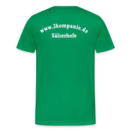 Shirt bis XXXXXL   - Männer Premium T-Shirt