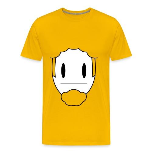 Curly Sam Tee - Men's Premium T-Shirt