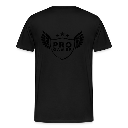 i love gaming - Premium T-skjorte for menn
