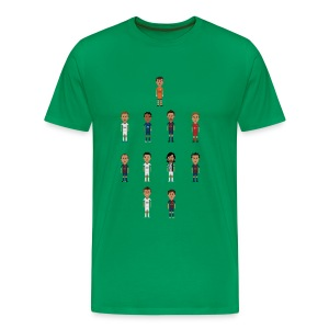 Men T-Shirt - Europe team of the year 2012 - Men's Premium T-Shirt