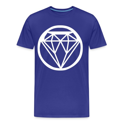 Diamond T-Shirt - Men's Premium T-Shirt