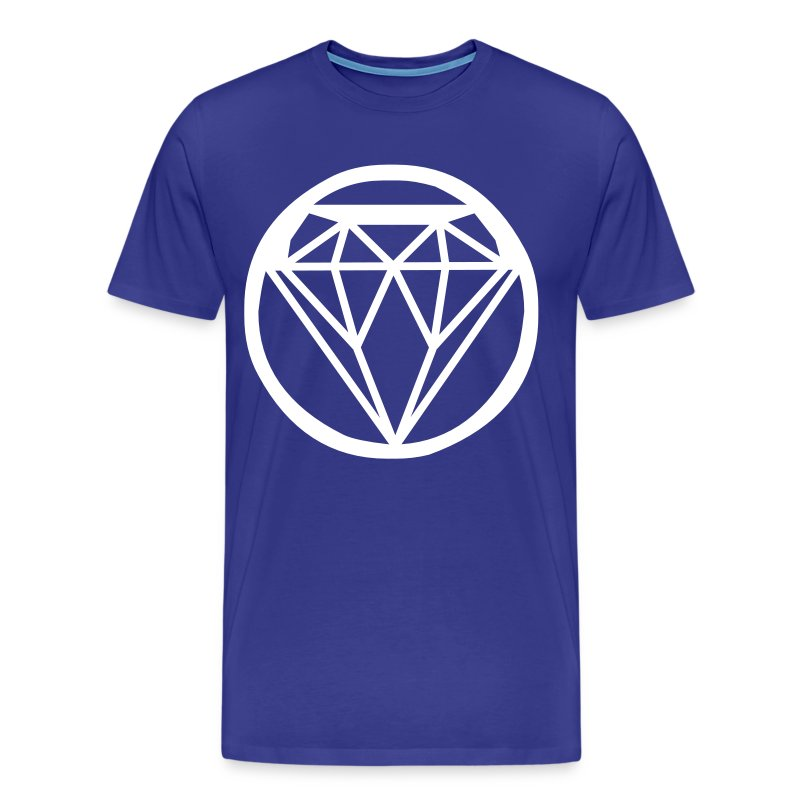 Diamond T-Shirt - Men's Premium T-Shirt