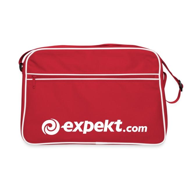 Expekt.com Retro Bag